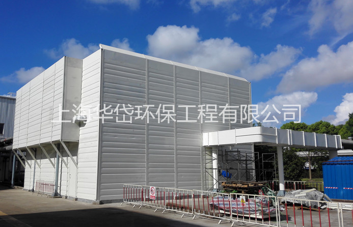 title='上海通用汽车换热站降噪'